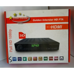 Golden Interstar HD FTA - HDMI