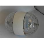 LED RGB pöörlevad lambid