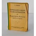 Esperanto-Eesti taskusõnastik