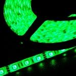 5M LED 3528 RGB riba + kontroller + pult (pritsmekindel)