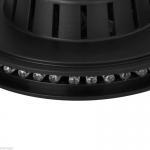 Päevalill 48 RGB LED (väga effektne) must häältundlik