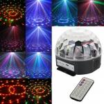 LED HEXA kera 6 värvi, MP3,pult